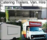 mobile catering van, trailers questions and answers