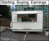 questions and answers on starting a mobile catering business