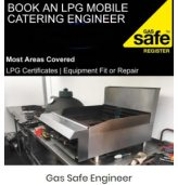 book lpg engineer service