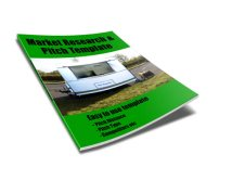 mobile catering marketet research template