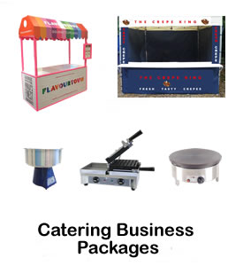 mobile catering trailers for sale