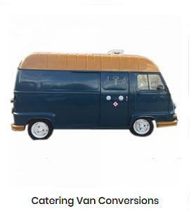 catering van conversion service