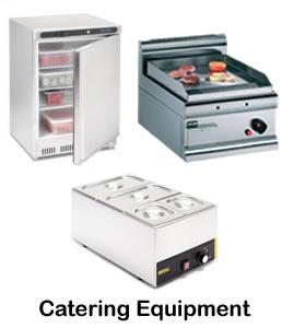 LPG mobile catering generator