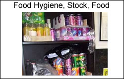 food and hygience certificate questions and answers