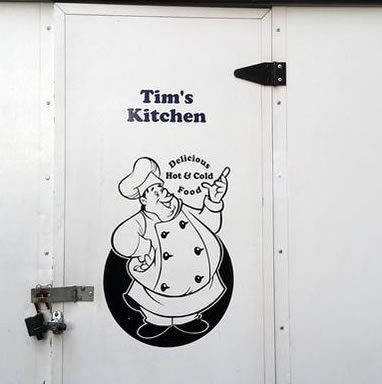 tim kitchen mobile catering