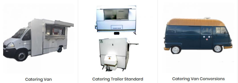 Mobile Catering Vehicles and Trailers for Sale | What to Look Out
