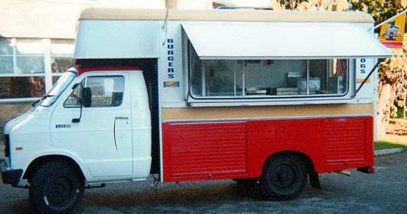 dde65fed36 Mobile Catering Van - Start Your Own Small Business Opportunitiy