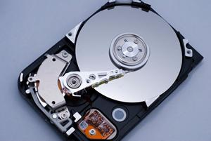Computer repairs, faulty hard drive