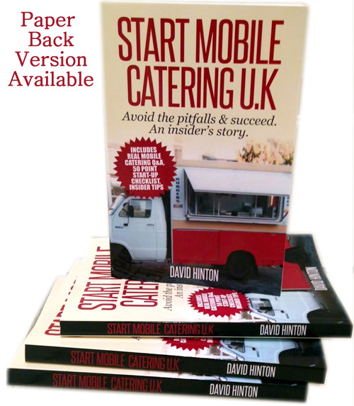 start mobile catering paperback
