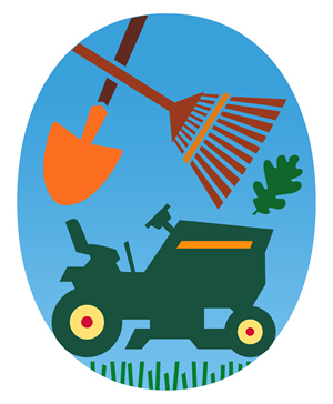 Lawn cutting and gardening business